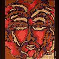 Faces Do Tell Tales 5 by Sanjib Mallik