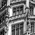 Facing Windows Biltmore Nc by William Dey