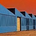 Factory Building by Karen Adams