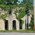 Abandoned Casket Factory by Pam Schmitt