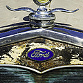 Faded Ford by Joe Geraci