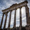 Faded Glory Of Rome by Joan Carroll