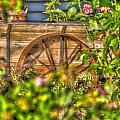 Fair Flower Wagon by Dan Quam