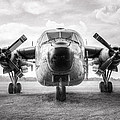 Fairchild C-119 Flying Boxcar - Military Transport by Gary Heller