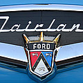 Fairlane Name Plate by David Lee Thompson