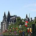 Fairmont Chateau Laurier I - Ottawa by Christiane Schulze Art And Photography