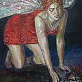 Fairy Faces Bugaboo by Raija Merila