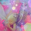 Fairy In Fairy Dust by Lila Fisher-Wenzel