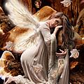 Fairy Of The Key by Babette Van den Berg