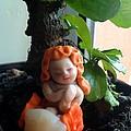 Fairy Puney Cuteness Wiseness Ooak Doll Doll House by TriyaandNora Sculpts