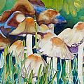 Fairy Ring by Amanda Schuster