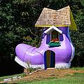 Fairy Tale Shoe House by John Cardamone