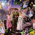 Fairy Wedding by Garry Walton