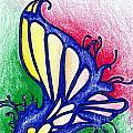 Fairy Wing by Elaan Yefchak