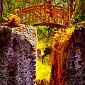 Fairytale Bridge by Karen Wiles