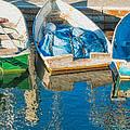 Faithful Working Boats by Joan Herwig