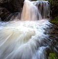 Fall And Splash by David Andersen