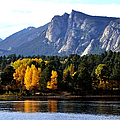 Fall At Lake Estes by Tranquil Light  Photography