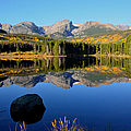 Fall At Sprague Lake by Tranquil Light  Photography