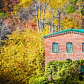 Fall At The Old Mill In Roswell by Mark Tisdale