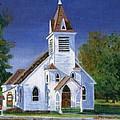 Fall Church by Lynne Reichhart