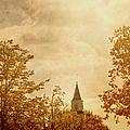 Fall Church by Margie Hurwich