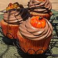 Fall Cupcakes by Iris Richardson