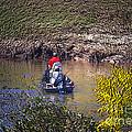 Fall Fishing by Kim Pate
