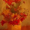 Fall Flower Bouquet by Dan Sproul