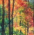 Fall Foliage by Barbara Jewell