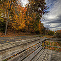 Fall In Mill Creek Park by David Dufresne