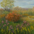 Fall In New England by Pamela Allegretto