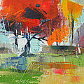 Fall In Sharonwood Park 2 by Said Oladejo-lawal