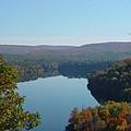 Fall Lake by Nancie Johnson