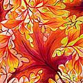 Fall Leaves by Jo-Anne Elniski