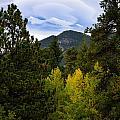 Fall Lenticular Cloud by Rendell B