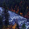 Lower Mesa Falls by Raymond Salani III