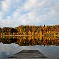 Fall On The Lake by DJ Florek