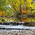 Fall On The Poudre by Baywest Imaging