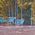Fall On The Ranch by Gene Ritchhart
