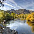 Fall On The Salt River  by Saija  Lehtonen