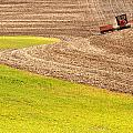 Fall Plowing by Latah Trail Foundation