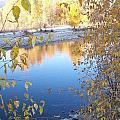 Fall Reflection by Jewel Hengen