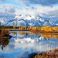 Fall Reflections by Deanna Cagle