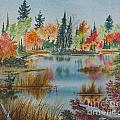 Fall Reflections by Gary McDonnell