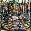 Fall Ride by Shana Rowe Jackson