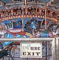 Fall River Ride Exit by Barbara McDevitt