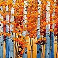 Fall Splendor by Cathy Frick
