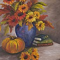 Fall Still Life by Darice Machel McGuire