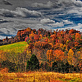 Fall Storm by David Wilson